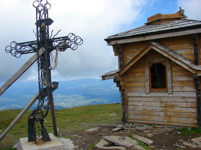Найвищі гори України. Вершина Петроса