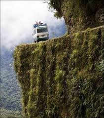 гірська дорога в карпатах