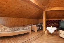 усі кімнати облаштовані додатково телевізором для спокійного відпочинку ввечері
