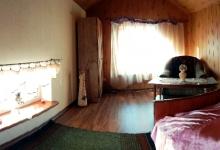 панорама нашої третьої кімнати із двома вікнами